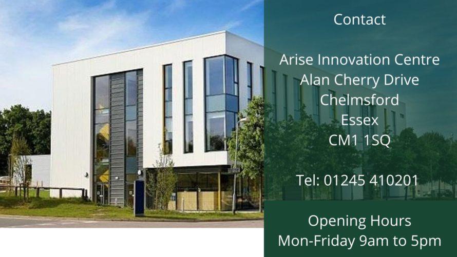 MAD-HR Chelmsford Office, Essex