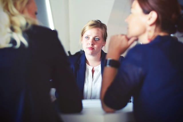 Recruitment process - Discriminating against working mum