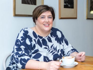 Making a difference - Carole Burman MD of MAD-HR