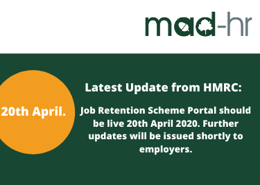 HMRC Job Retention Scheme Portal