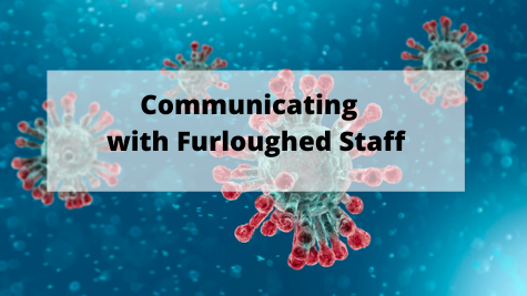 Communicating with Furloughed Staff