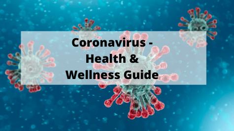 Coronavirus - Health and Well-being Guide