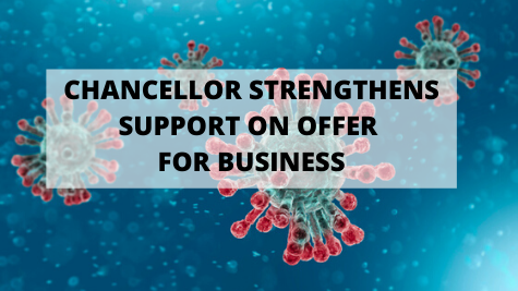 Chancellor strengthens Support on offer for business