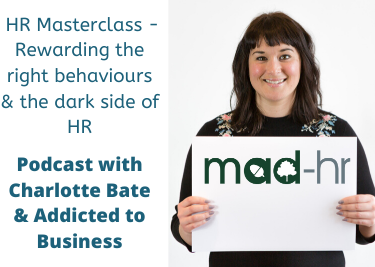 HR Online Masterclass with Charlotte Bate