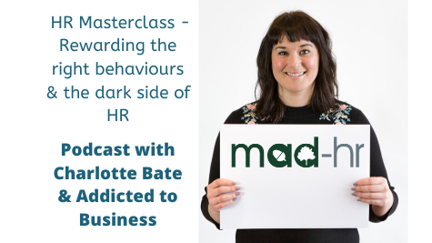 HR Masterclass with Charlotte Bate