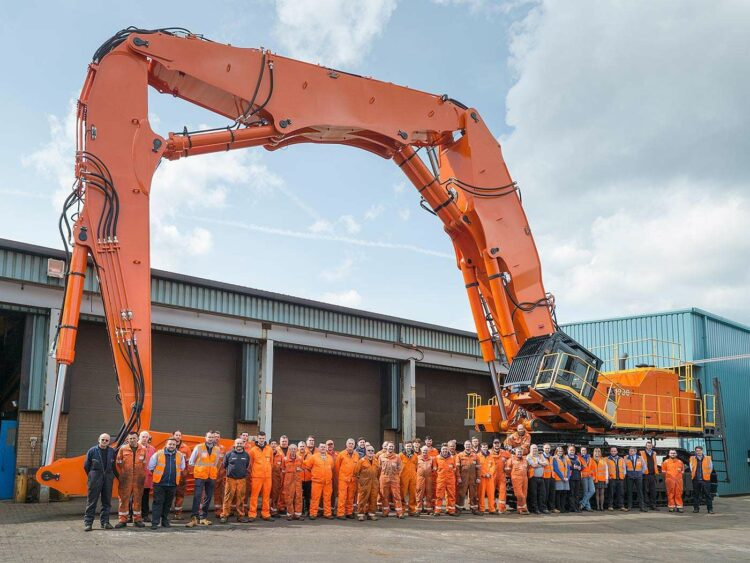 Kocurek machinery and staff