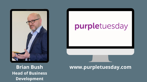 Brian Bush - Purple Tuesday Spotlight
