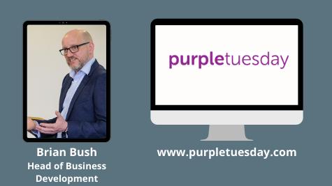 Brian Bush - Purple Tuesday Spotlight